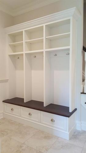 Royal Cabinetry - Storage